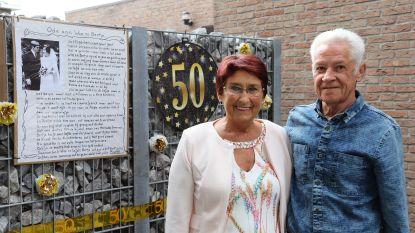 Wim en Bertje uit Geel vieren dit weekend hun gouden huwelijksverjaardag