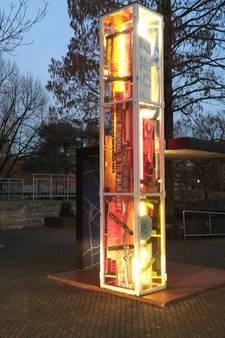 Geen subsidie meer voor Bushalte van Rietveld in Eindhoven