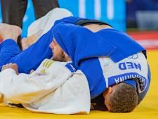 Brons voor Haagse judoka Catharina in Boedapest
