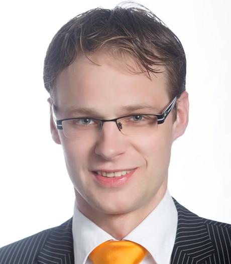 Gert van Laar voert de SGP in Rhenen aan