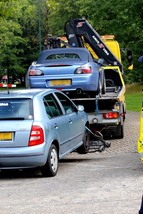 Ruim 12.000 euro geïnd en meerdere auto's in beslag genomen bij verkeerscontrole in Bladel