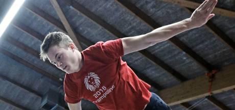 Milco Abrahams springt naast WK-prijzen: 'Foute sprong gaat toch in je hoofd zitten'