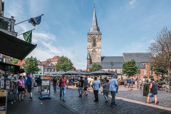 Winterswijk is erg geliefd bij de Duitsers.