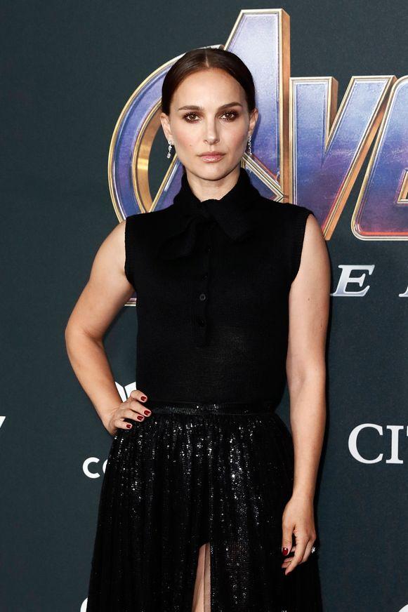Natalie Portman, zij speelde Jane Foster, het liefje van Thor.