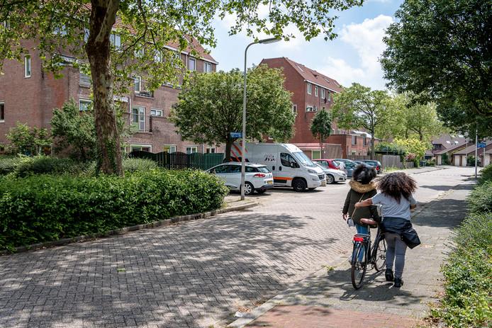De Operabuurt is een van de Capelse wijken die onder de Rotterdamwet valt.