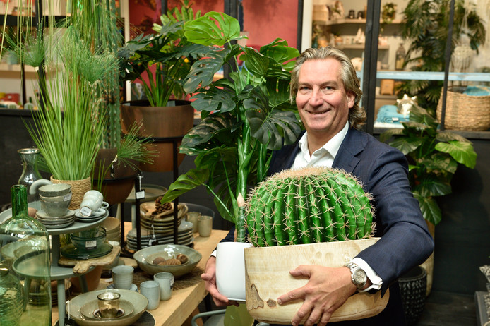 Directeur Ronald van Veen van Edelman: ,,We willen de wereld mooier en gezelliger maken.''