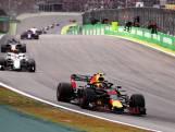 Heerlijke inhaalacties Verstappen op Vettel en Räikkönen