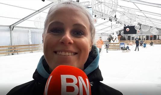 Demy Weertman van Sportservice Noord Brabant