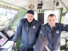 Reddingsbootschipper Jaap Pronk (66) overleden: 'We konden altijd op hem bouwen'