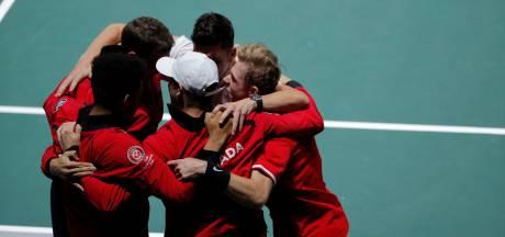 Le Canada, premier qualifié pour les quarts, attend la Belgique ou l'Australie
