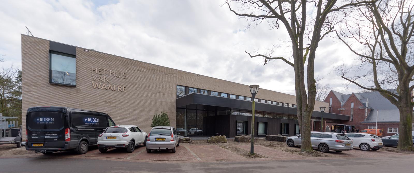Het gemeentehuis van Waalre.