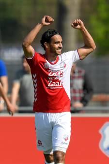 Drie punten voor Jong FC Utrecht na wederopstanding tegen Volendam
