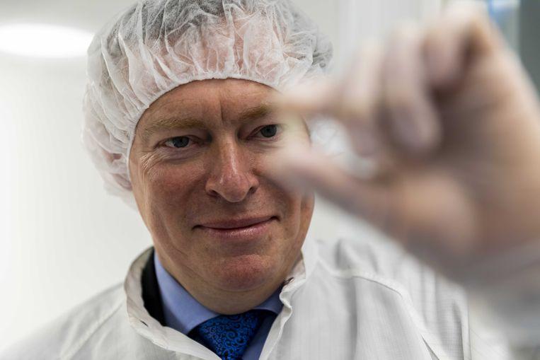 Minister Bruno Bruins. Beeld Nederlandse Freelancers