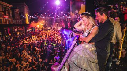Beleefdste Vlasmarkt ooit, mét Botrams en een trouwfeest