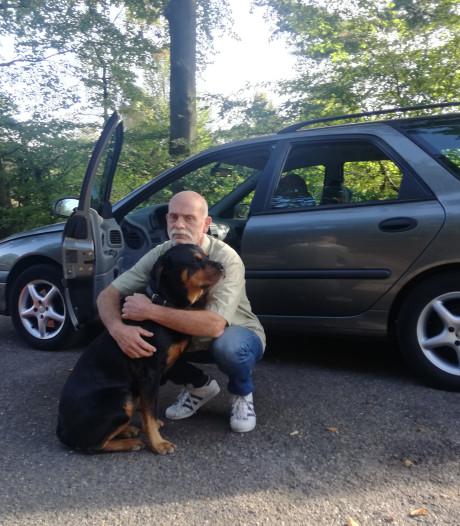 Blommers uit Eindhoven slaapt nog altijd in zijn auto