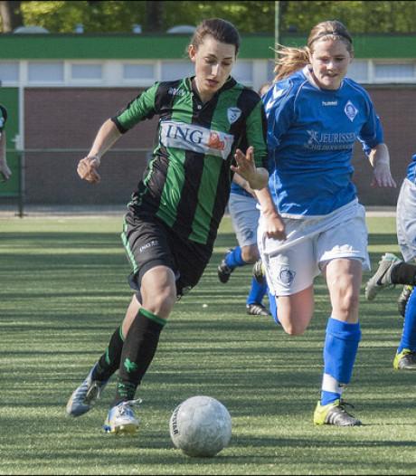 Trekvogels walst tegenstander plat, Velers redt FC Kunde