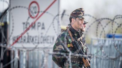 Hongarije hongert weer asielzoekers uit