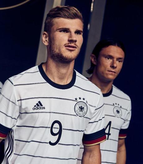 Duitsland en België zijn qua outfit al klaar voor het EK