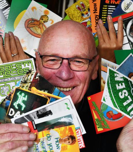 'Mister freecard' stopt met verzamelen