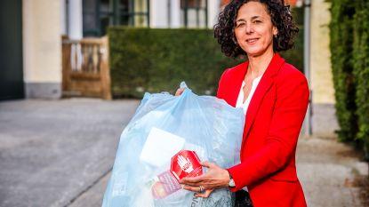 """Pmd-zak van parlementslid niet meegenomen wegens foute verpakking erin: """"Maar sticker vertelt niet wat het is"""""""