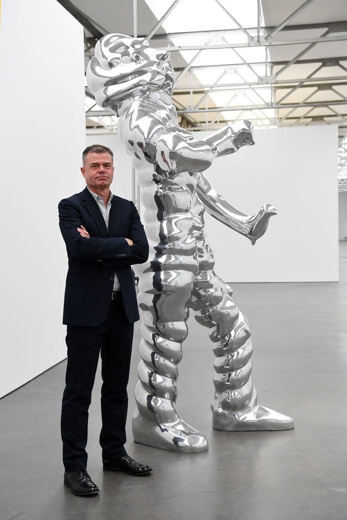Martijn van Nieuwenhuyzen : Natuurlijk heb ik mijn voorkeuren, maar ik sta open voor alle vormen van kunst. Foto Pix4Profs/Jan Stads