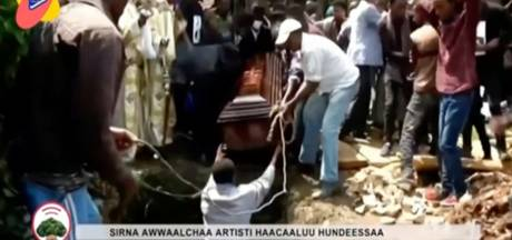 Dodental bij Ethiopische protesten na moord op zanger naar 156