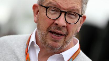 """Formule 1-baas heeft goeie hoop op volledig seizoen: """"Misschien twee races in één weekend"""""""
