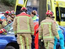 Man gewond bij ongeluk op Oirschotseweg in Best