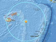 Zware aardbeving Fiji-eilanden blijft zonder gevolgen