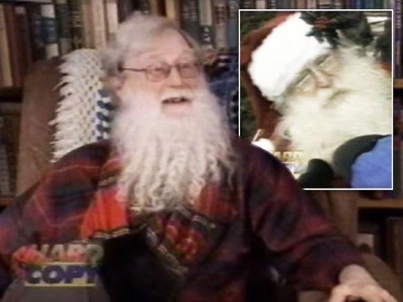 'Kerstman' Bill McReynolds was dol op JonBenét, die hij een paar dagen voor de moord nog had bezocht.