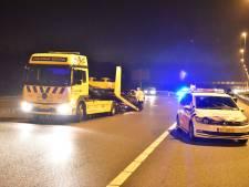 Bestuurder met slokje op veroorzaakt ongeluk op A2 bij Maarssen