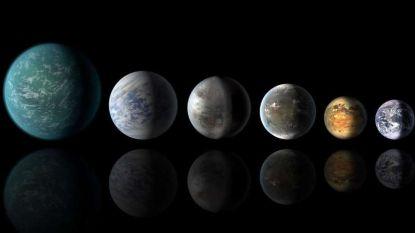"""""""Heelal telt honderden waterwerelden waar buitenaards leven kan bestaan"""""""