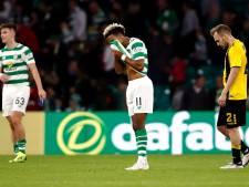 Celtic blijft steken op gelijkspel tegen AEK Athene