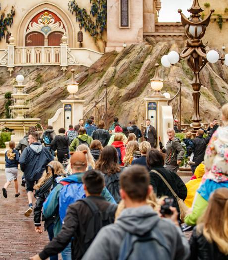 Efteling al door magische grens van 5 miljoen bezoekers