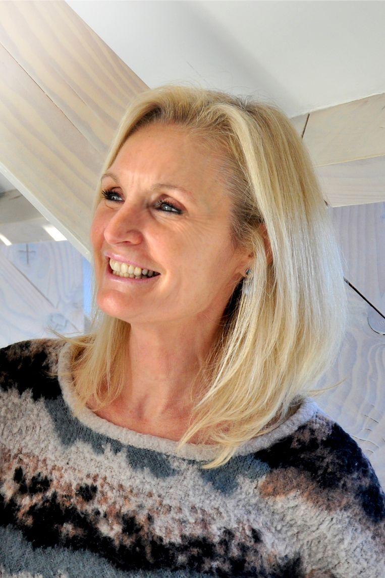 Diana Horemans (59) is samen met zakenpartner Martine de zaakvoerster van CryoSaunaCenter in Brasschaat.