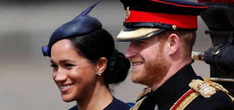 Prins Harry was voor Meghan geobsedeerd door deze celebrity