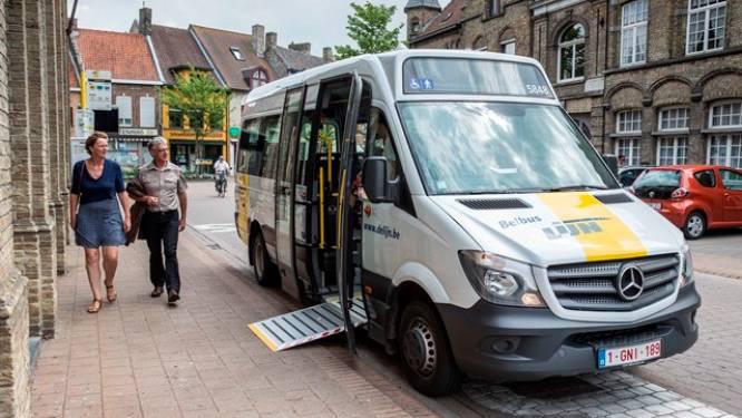 De Lijn trekt handen af van opvolger voor belbussen