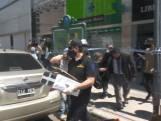 Politie doorzoekt het kantoor van de dokter na dood Maradona