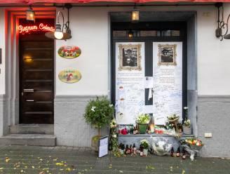 IN BEELD. Hasselaren eren plots overleden cafébaas Het Hemelrijk met bloemen en pintjes