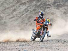 Toby Price remporte la première étape du Dakar en motos