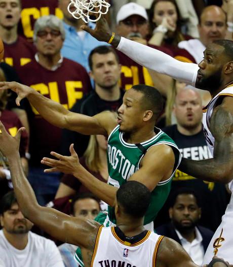 Eerste verlies voor Cavaliers in play-offs