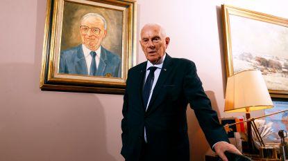 """Mister Michel: een voorbeeld voor zoon Michael Verschueren, maar geen bemoeial: """"Als ik bel, neemt hij nooit op"""""""