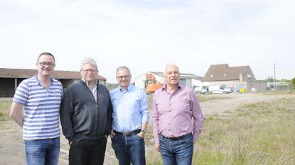 Bouw intergemeentelijk recyclagepark van Zoutleeuw en Linter gaat van start