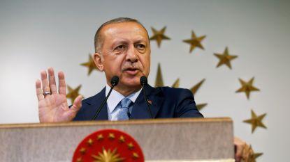 Turkse kiescommissie roept Erdogan uit als winnaar, oppositie spreekt van manipulatie