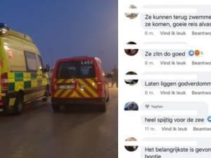 Des messages de haine après le drame à La Panne: une enquête ouverte