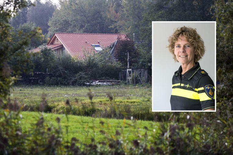 Janny Knol, la cheffe adjointe de la police, a donné quelques détails sur l'endroit où ont été découverts six enfants et leur père à Ruinerwold, aux Pays-Bas.