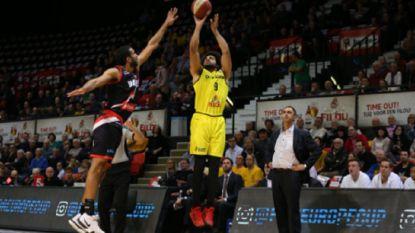 Oostende lijdt in Europe Cup nederlaag tegen Varese van Salumu