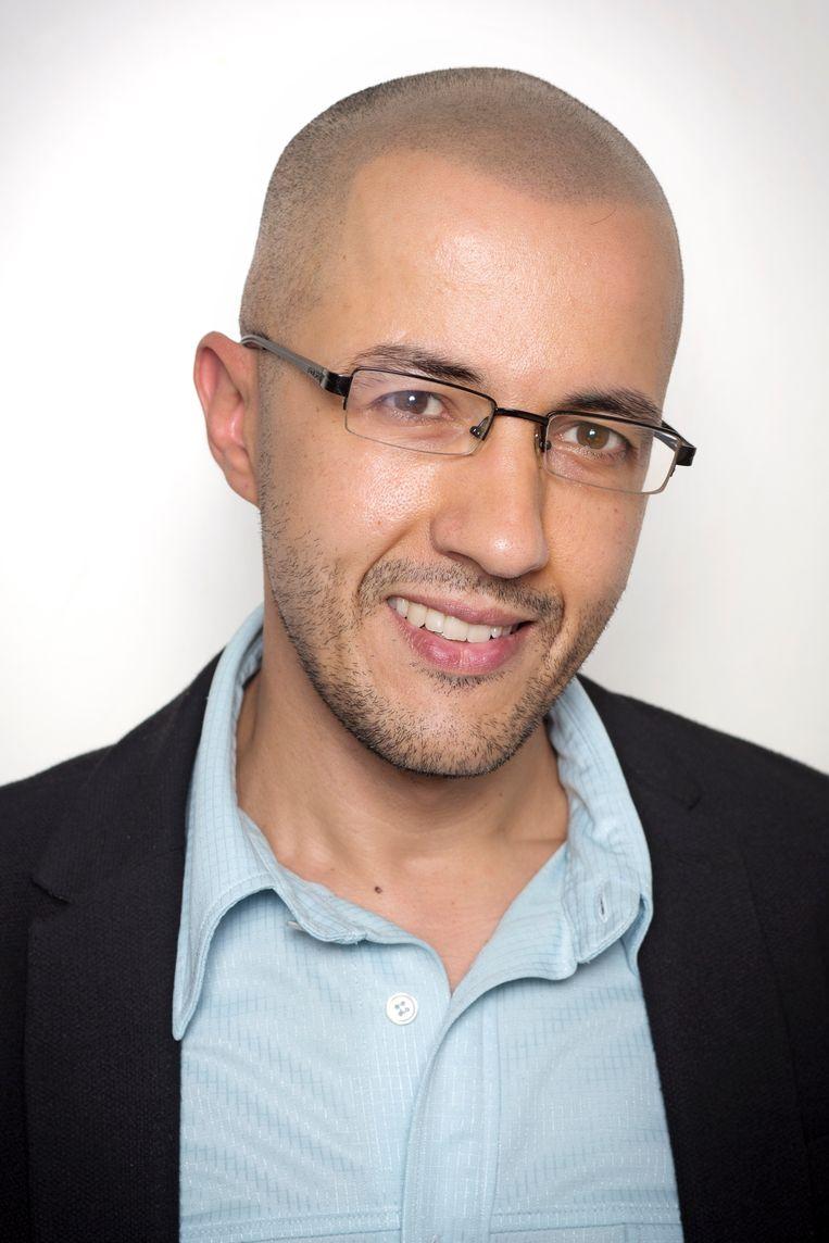 Kamel Essabane Beeld Jörgen Caris