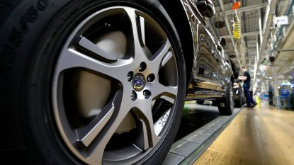 Vakbonden bij Volvo dienen stakingsaanzegging in