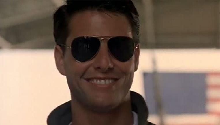 Tom Cruise als Pete 'Maverick' Mithcell
